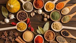 health in spices