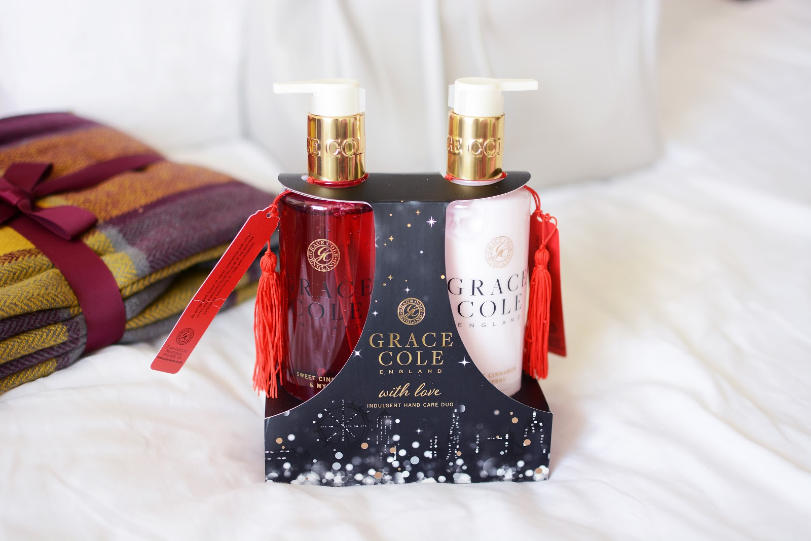 Grace Cole Sweet Cinnamon and Myrrh