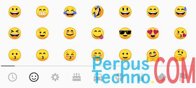 Cara Mengganti stock Emoji ke iOS Emoji, Android O, Emoji One di Semua Android