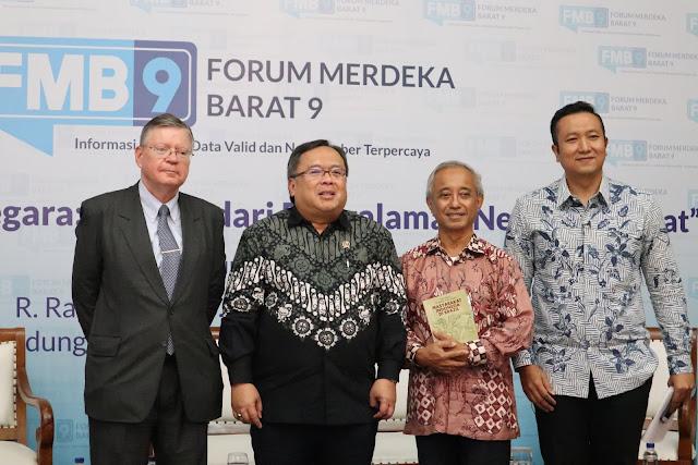Menteri Bambang Brodjonegoro: Ibu Kota Baru Pilihannya Kalimantan