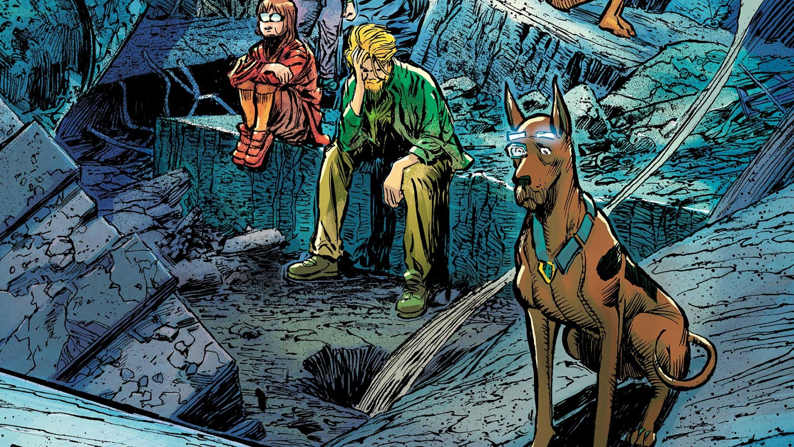 Weird Science DC Comics: Scooby Apocalypse #35 Review