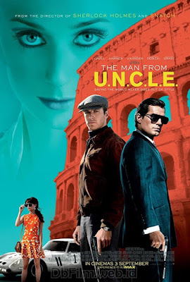 Sinopsis film The Man from U.N.C.L.E. (2015)