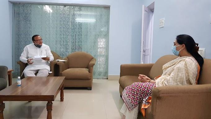 3 माह के बिजली और पानी के बिल माफ करे राज्य सरकार-  सांसद दिया कुमारी