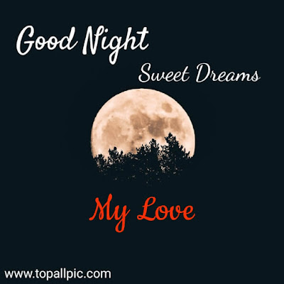 good night love photo