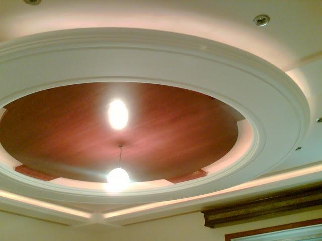 faux plafond platre salon