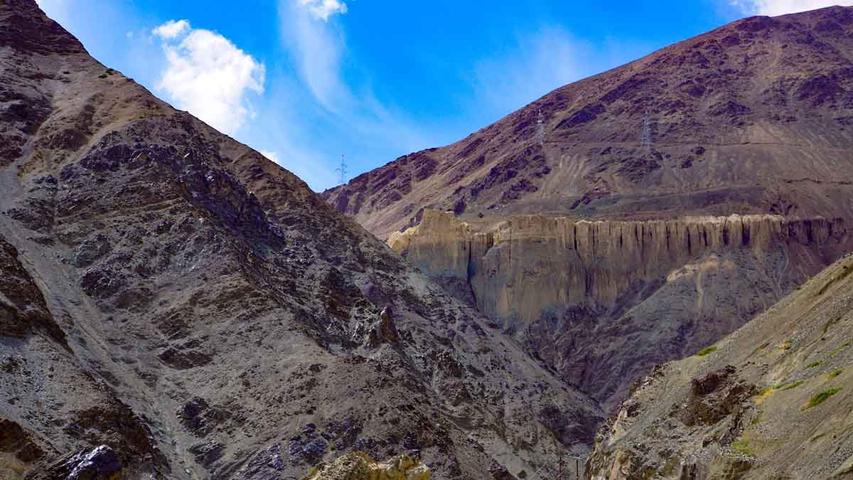 moon land of ladakh leh
