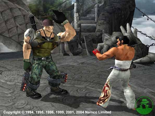 Tekken 5 pc | ikhaniaty15