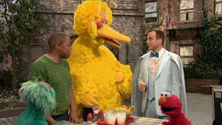 Big Bird, Elmo, Max the Magician, Will Arnett, Rosita, Chris, Sesame Street Episode 4323 Max the Magician season 43