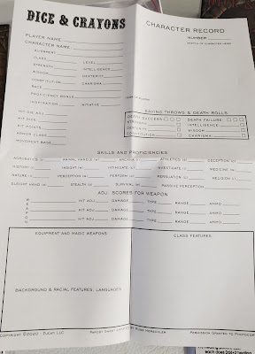 Zucati Holmage Dice Boxed Set