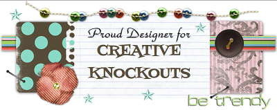 Creative Knockouts Design Team Member