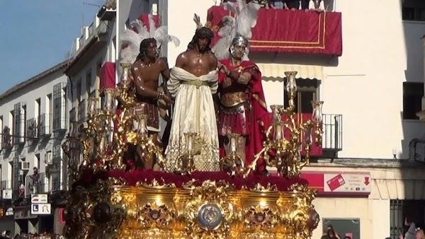 Pasión de Linares y la Banda de Música de la Esperanza acompañará a Jesús de las Penas en los traslado de la Magna de Córdoba