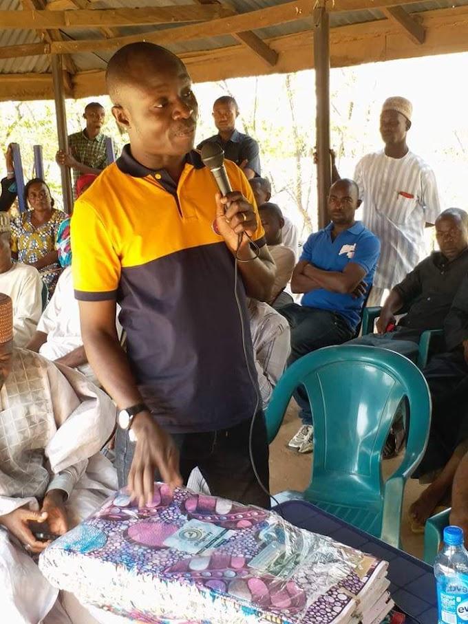 The Joy Of Giving; A Case Study of Hon Bravo Oluohu.