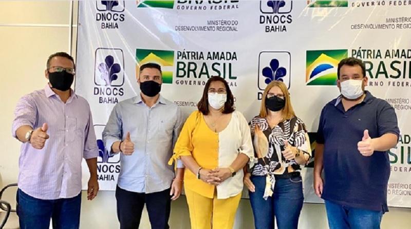 Prefeita Suzana Ramos vai a Salvador em busca de recursos para obras em Juazeiro - Portal Spy Notícias de Juazeiro e Petrolina