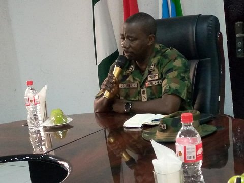 BREAKING: Nigerian Army General Dies Of COVID-19 In Abuja (Photo) #Arewapublisize