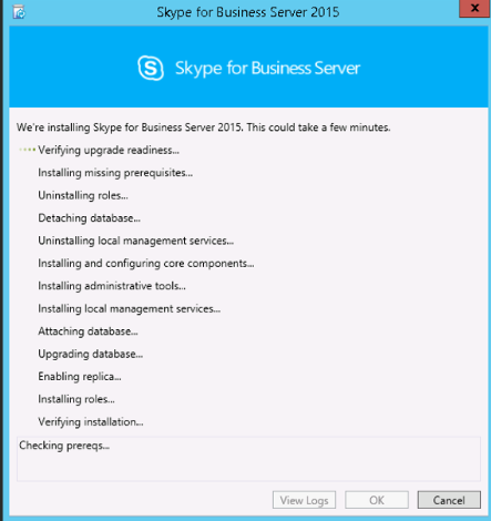 A blog on Skype for Business and Teams