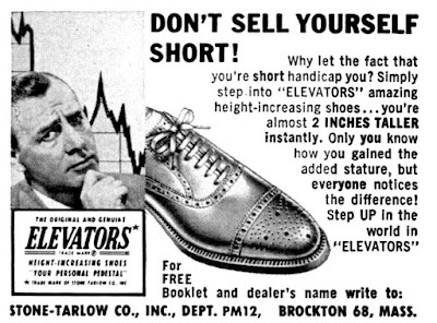Elevators shoes