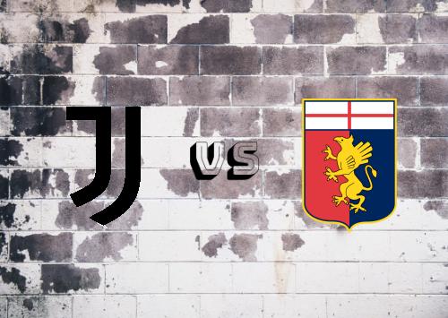 Juventus vs Genoa  Resumen y Partido Completo