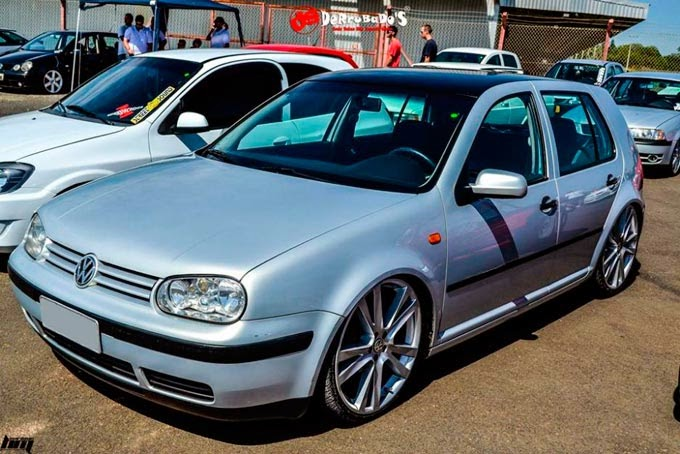 golf rebaixado only cars - photo #21