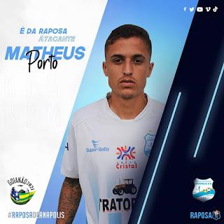 Vai entender! Após renovar com Maurinho, Vila Nova empresta destaque do Sub-23 para o Grêmio Anápolis