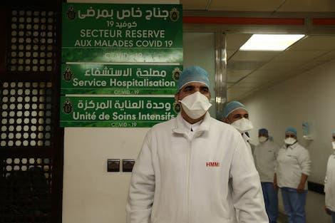 المغرب يرصد 410 إصابة جديدة بكوفيد خلال الـ 24 ساعة الاخيرة