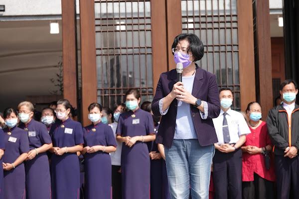 慈濟彰化靜思堂迎向二十 淨化人心祥和社會