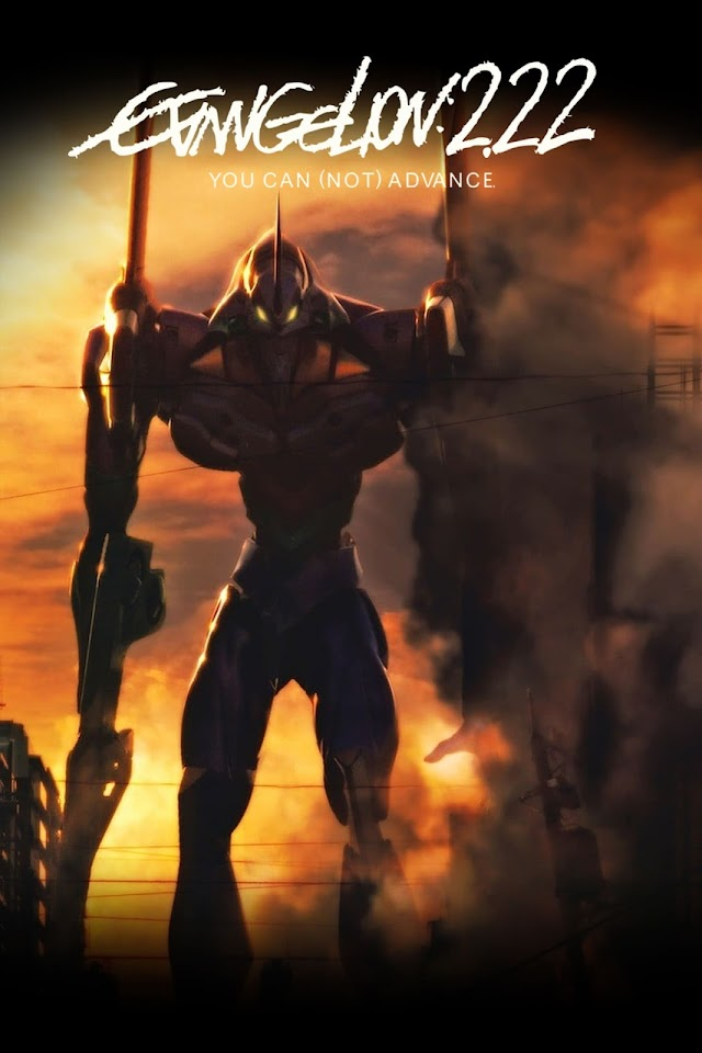 Evangelion 2.22 You Can Advance 2009 x264 720p WebHD Esub English Hindi Japanese THE GOPI SAHI