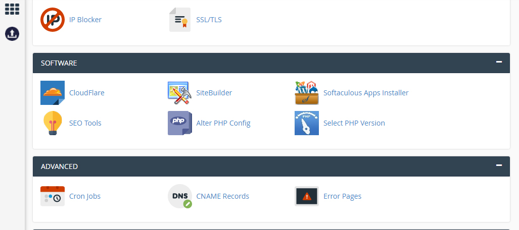 Profreehost Cpanel