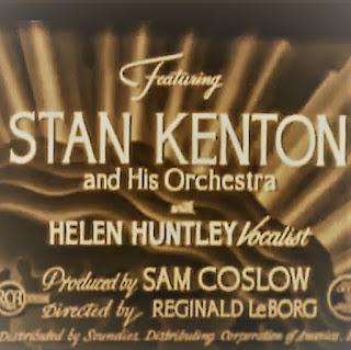 Stan Kenton Soundie Credits