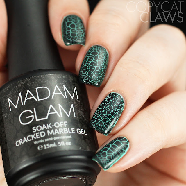 Madam Glam Black Matrix