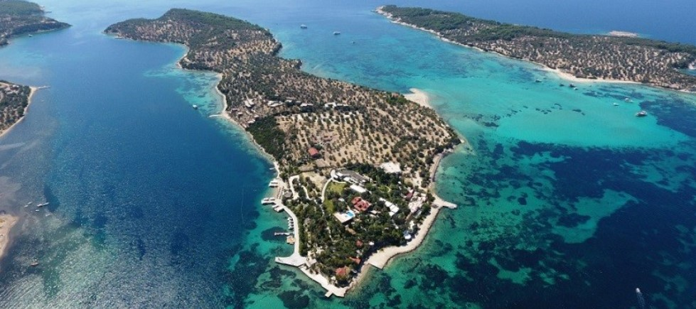 türkiye az bilinen balayı yerleri kalem adası