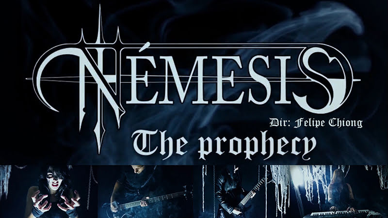 Némesis - ¨The Prophecy¨ - Videoclip - Dirección: Felipe Chiong. Portal del Vídeo Clip Cubano