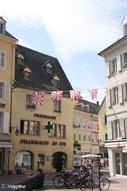Mulhouse - Farmacia au Lys la più antica di Francia