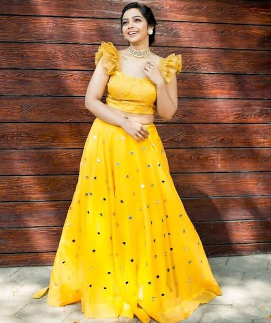 Indian Actress Nithya Shetty Photos