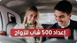 قريبا في تونس :وزارة المراة والأسرة.. تنطلق برنامج ''تمكين'' من أجل إعداد 500 شاب وشابة للزّواجو تخصيص 50 الى 100 ألف دينار لكل ولاية