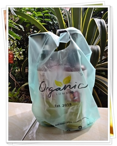 Spirusea Cassava packaging