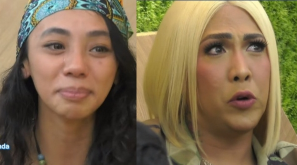 PBB Otso: Hasna Cabral's story makes Vice Ganda cry, visits her and extends help