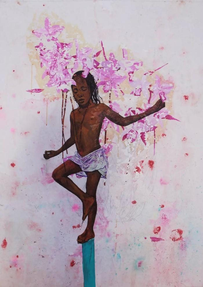 Бразильский художник. Ramon Martins