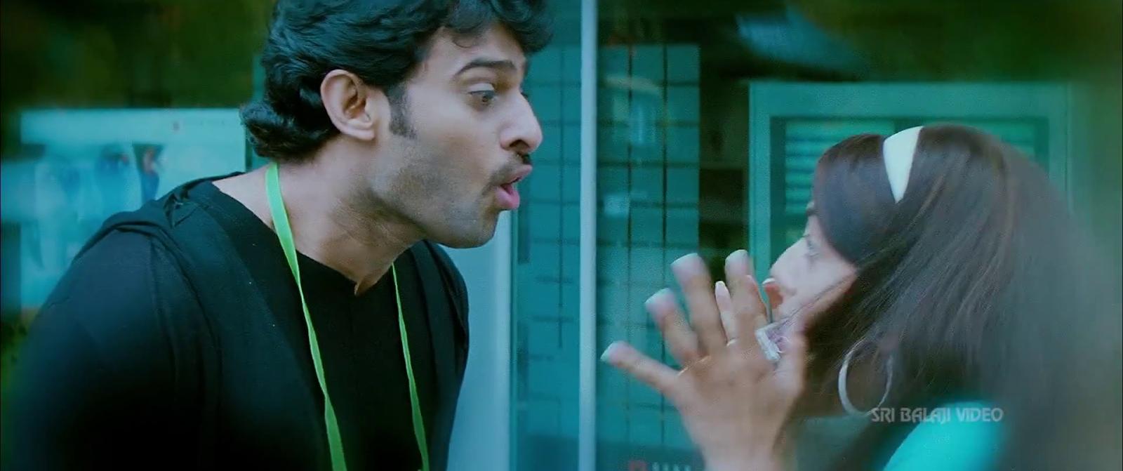 Prabhas Fans Forever: Darling Movie Kajal Agarwal Hurted Scene Snaps