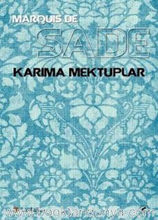 Marquis De Sade - Karıma Mektuplar
