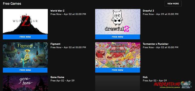 Game PC Premium Berbayar Gratis