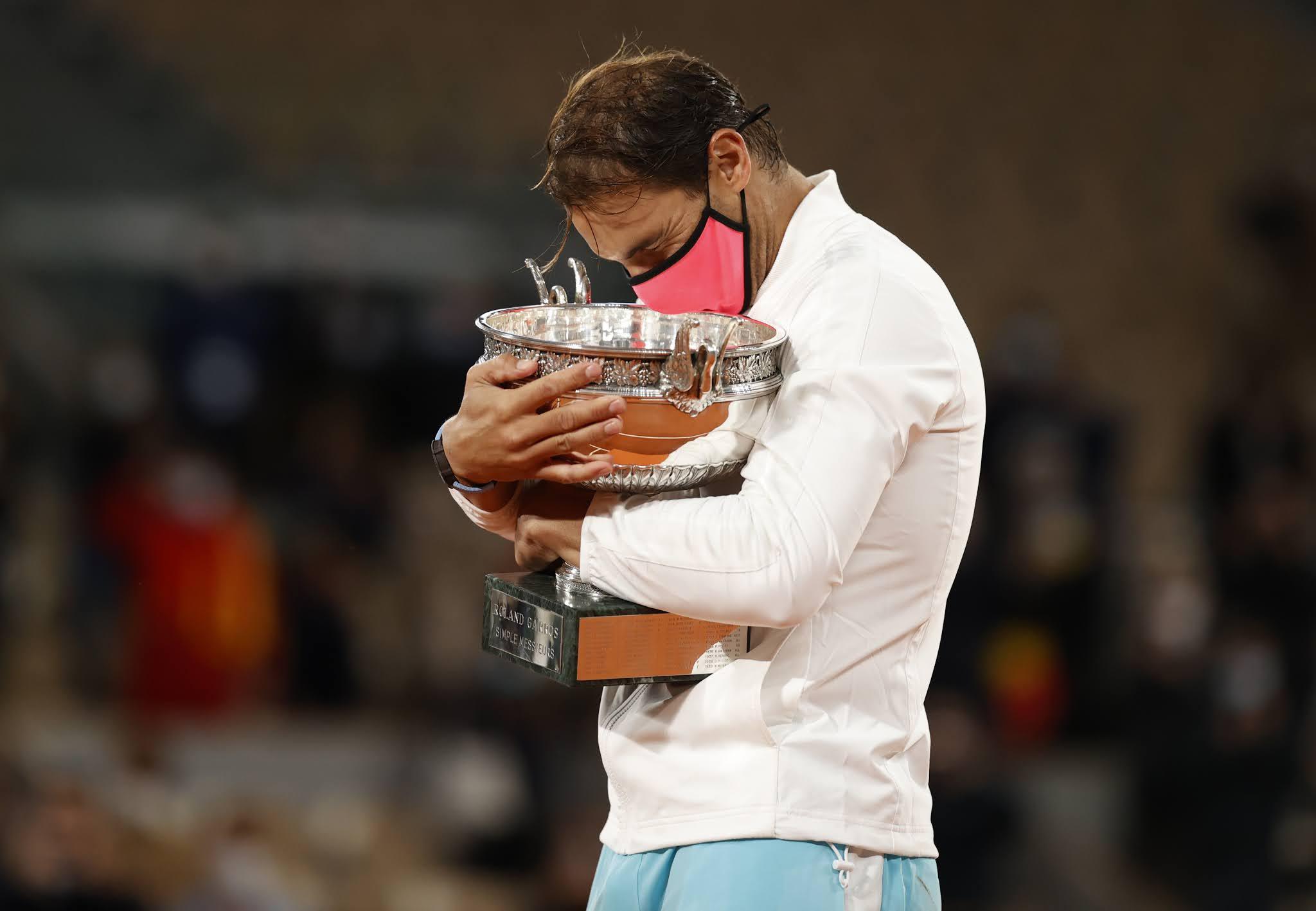 Rafael Nadal Novak Djokovic Roland Garros final