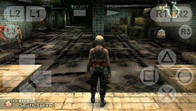 ptwoe emulator ps 2 terbaik ringan android