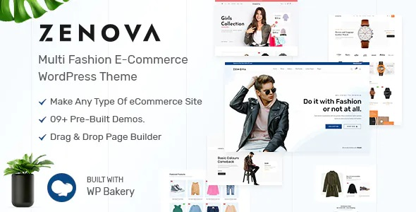 Fashion Multi WooCommerce WordPress Theme