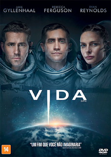 Baixar Vida (2017) Torrent - BluRay Dual Áudio