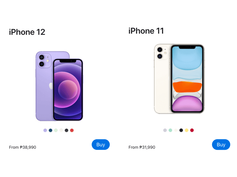 Apple iPhone 11, 12 and 12 mini get price cuts in PH, now starts at PHP 31,990!
