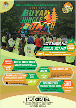 Buyan Jungle Extreme Run II • 2017