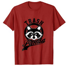 Trash Panda Shirt on Amazon