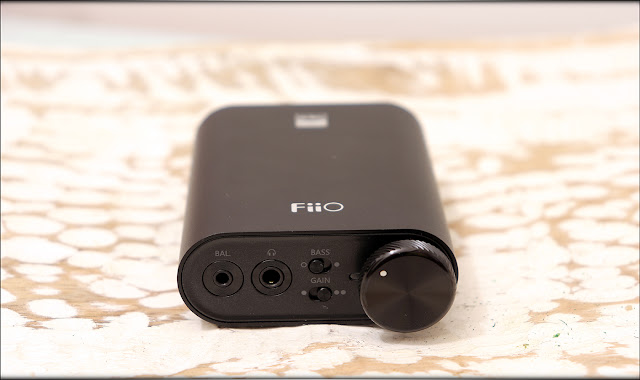 FiiO K3 DAC/AMP Review - Audiophile Heaven