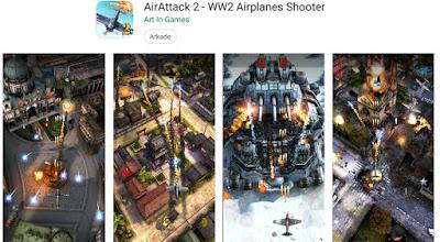 game pesawat tempur offline terbaik