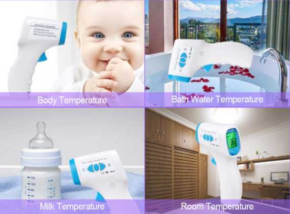 ELERA Baby Thermometer Digital Infrared Medical Thermometer